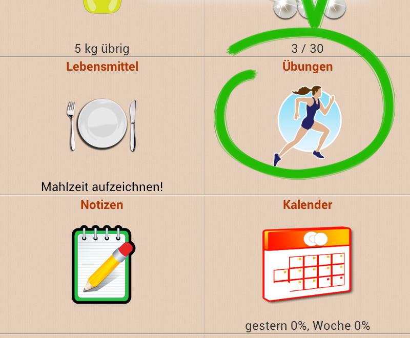 App Vorstellung: Abnehmen ohne Diät -