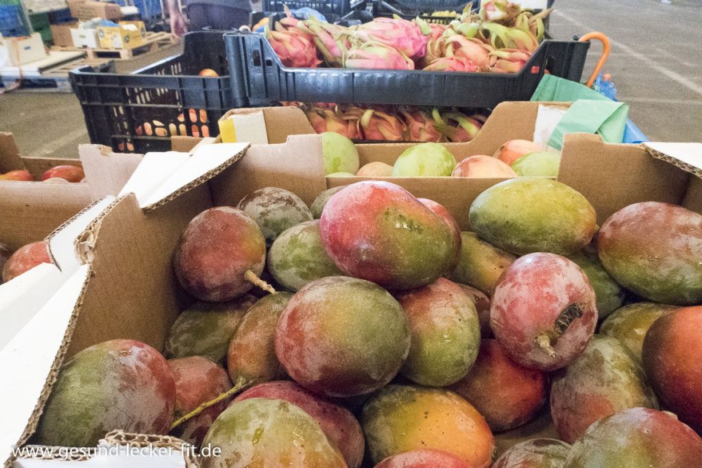 Bauernmarkt Gran Canaria -  gegen Plastiktüten -