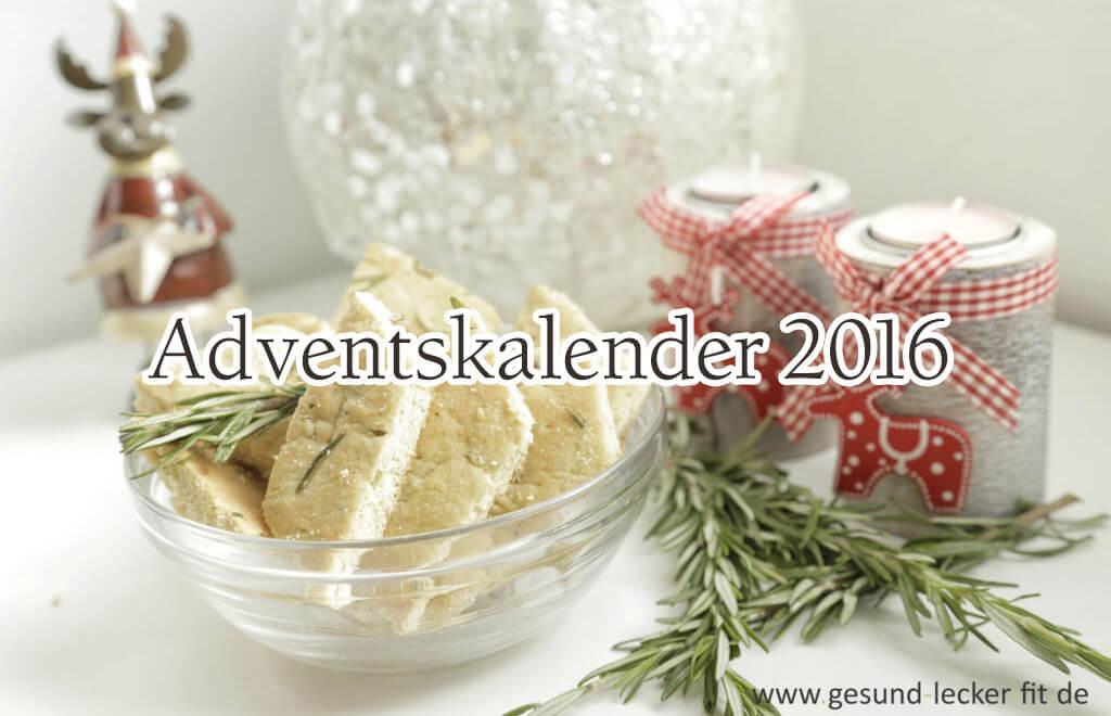 Adventskalender 2016 -