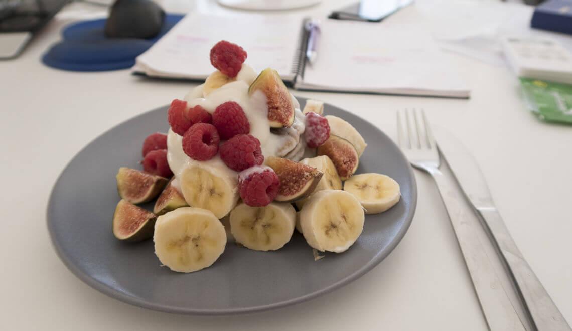 5 Frühstücksideen für Arbeit und Schule -