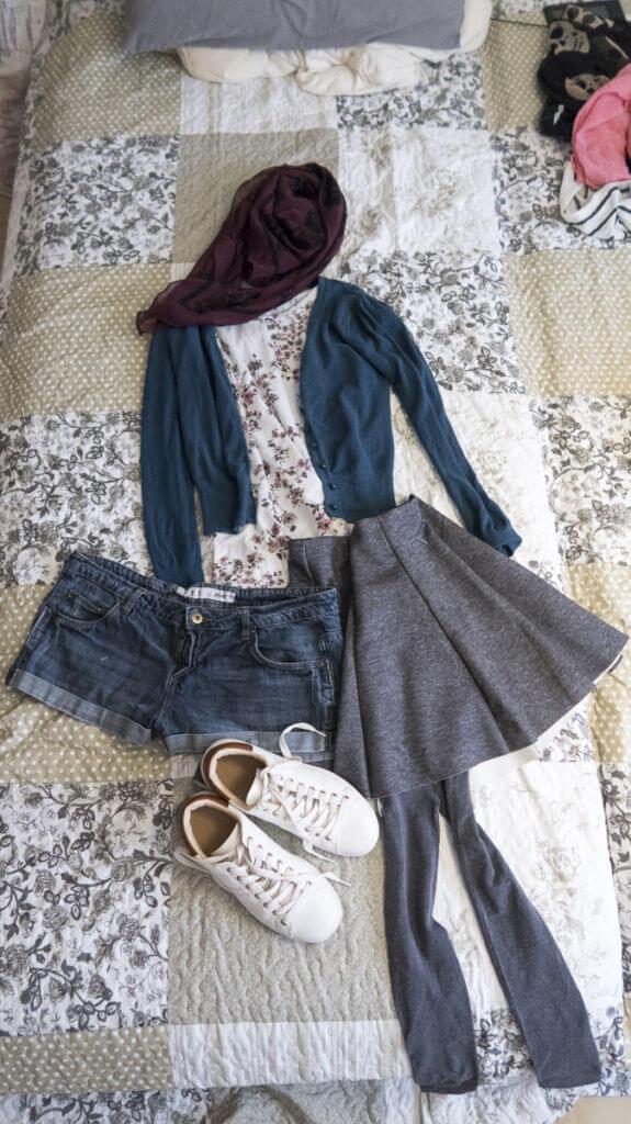Teil 2: Kleiderschrank ausmisten -