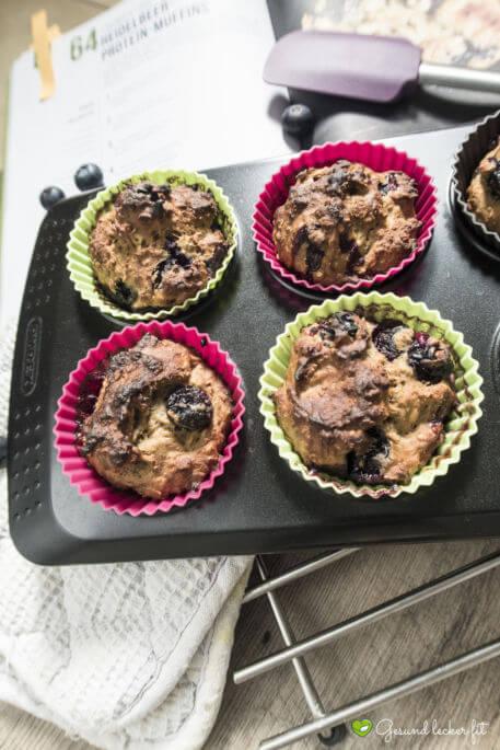lecker blaubeer muffins
