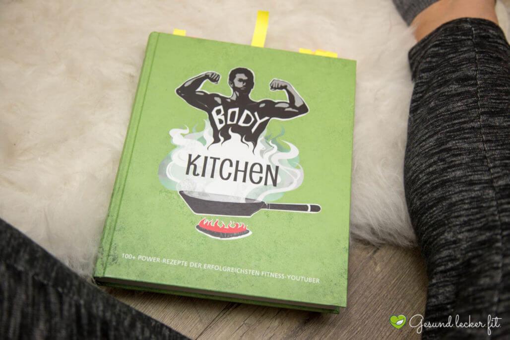 BodyKitchen : Buchvorstellung & Empfehlung -