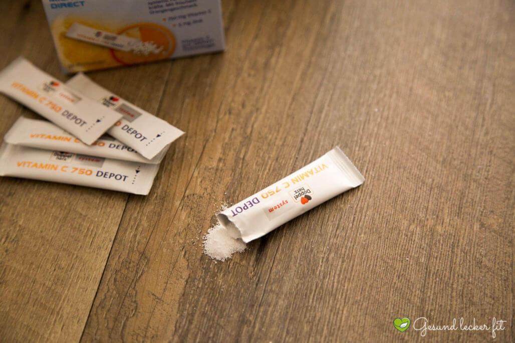 Produkttest Doppelherz Vitamin C 750 Depot -
