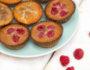 Bananen Muffins aus nur 2 Zutaten -
