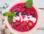 Smoothie Bowl - pretty in pink -