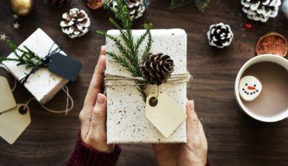 Minimalismus und Weihnachten -