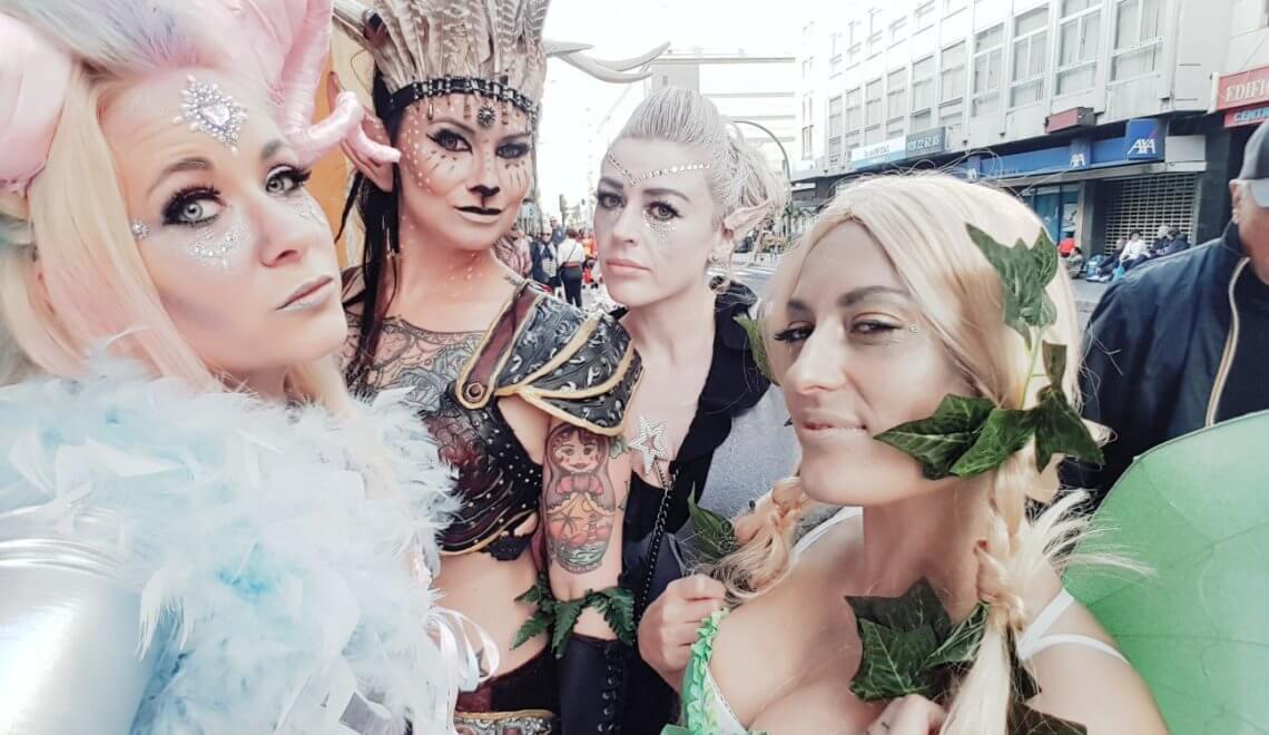 Karneval auf Gran Canaria -